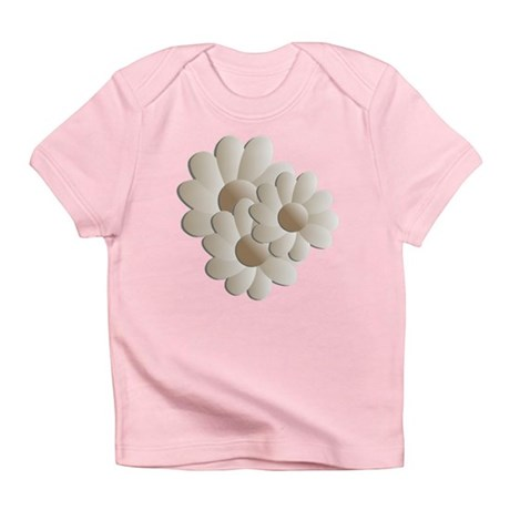 Daisy Trio - Sand Infant T-Shirt
