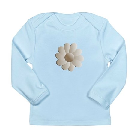 Pretty Daisy Long Sleeve Infant T-Shirt