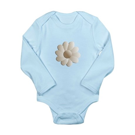 Pretty Daisy Long Sleeve Infant Bodysuit