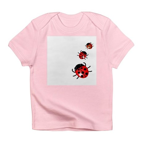 Ladybugs Infant T-Shirt