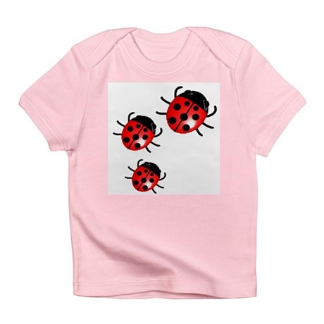 Lady Bugs Infant T-Shirt