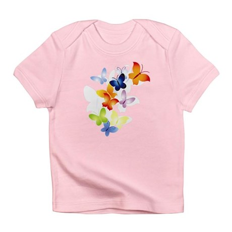 Butterfly Cluster Infant T-Shirt