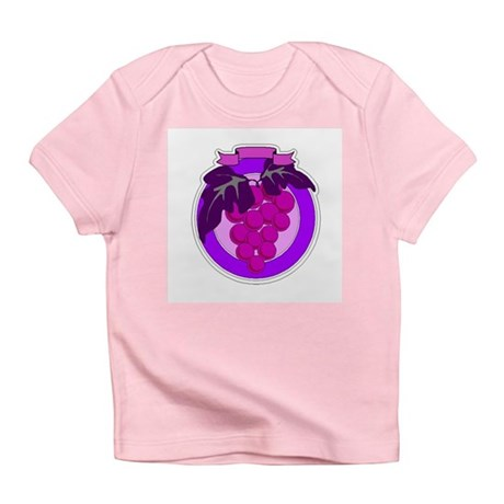 Purple Grapes Infant T-Shirt