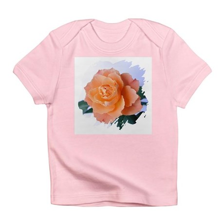 Orange Rose Infant T-Shirt
