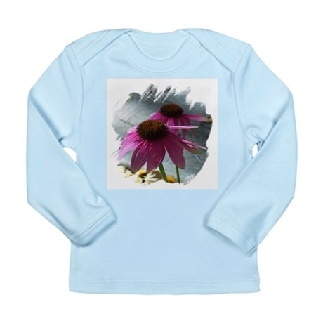 Windflower Long Sleeve Infant T-Shirt