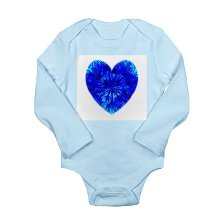 Heart of Seeds Long Sleeve Infant Bodysuit