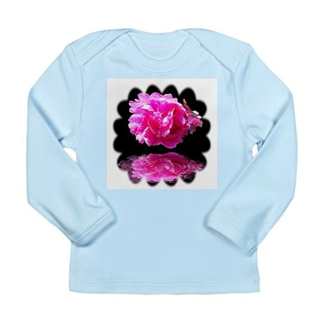 Peony Reflections Long Sleeve Infant T-Shirt