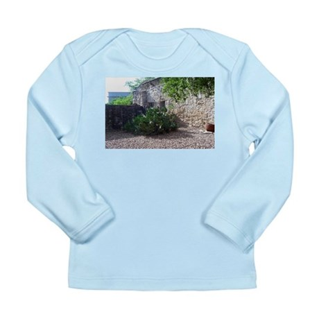 Prickly Pear Cactus Long Sleeve Infant T-Shirt
