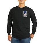 5.0 Mustang Long Sleeve Dark T-Shirt