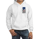 5.0 Mustang Hooded Sweatshirt