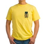 5.0 Mustang Yellow T-Shirt