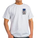 5.0 Mustang Light T-Shirt