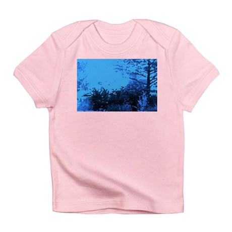 Blue Garden Infant T-Shirt