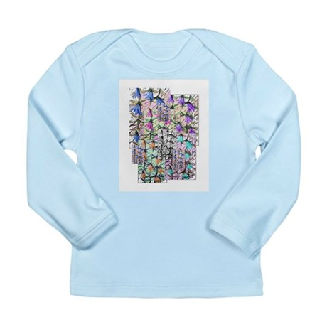 Lady Bells Long Sleeve Infant T-Shirt
