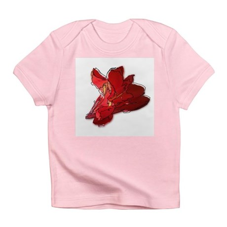 Lined Canna Infant T-Shirt