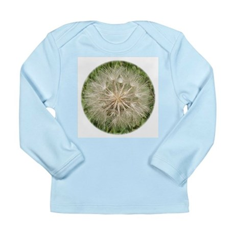 Milkweed Seeds Long Sleeve Infant T-Shirt