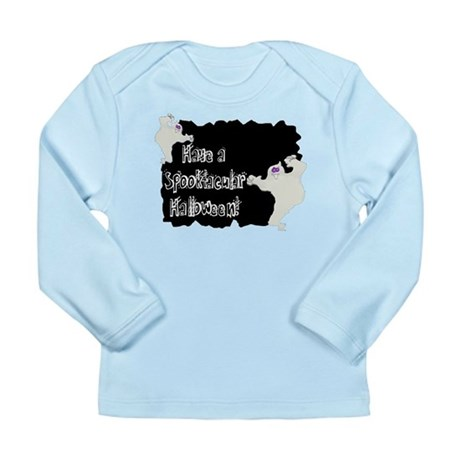 Spooktacular Halloween Long Sleeve Infant T-Shirt