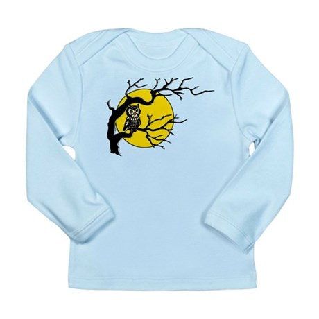 Harvest Moon Owl Long Sleeve Infant T-Shirt