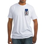 5.0 Mustang Fitted T-Shirt