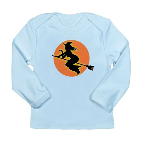 Witch Moon Long Sleeve Infant T-Shirt