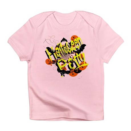 Halloween Party Infant T-Shirt
