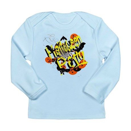 Halloween Party Long Sleeve Infant T-Shirt