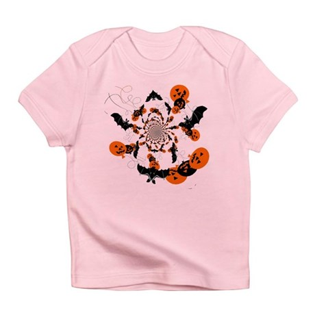 Pumpkin Bats Infant T-Shirt