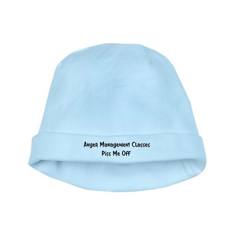 Anger Management Classes Piss baby hat