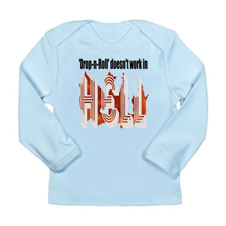 Drop N Roll Long Sleeve Infant T-Shirt