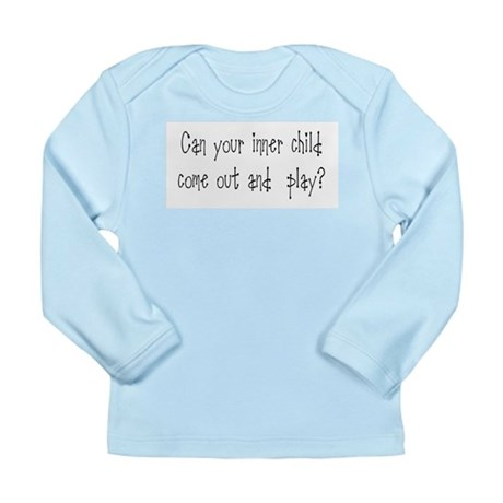 Inner Child Long Sleeve Infant T-Shirt