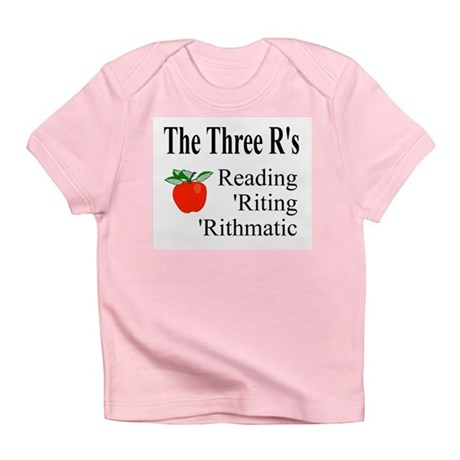 The Three R's Infant T-Shirt