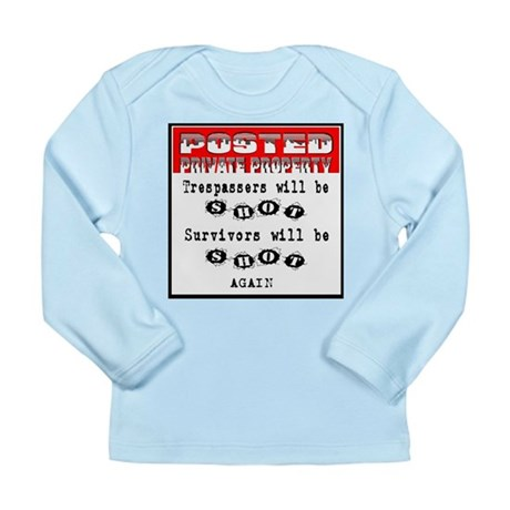 POSTED Long Sleeve Infant T-Shirt