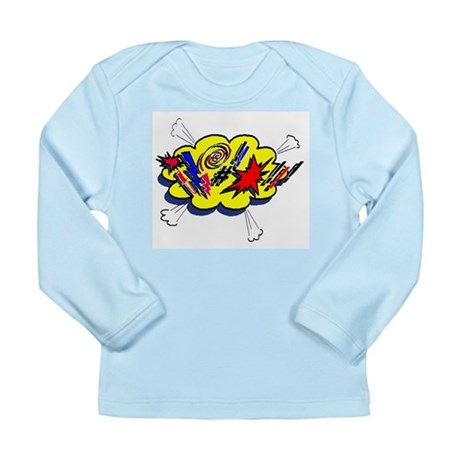 Expletive! Long Sleeve Infant T-Shirt