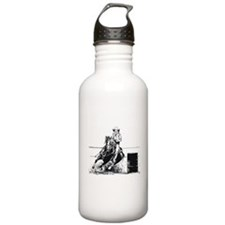 Rodeo Cowgirl Water Bottle