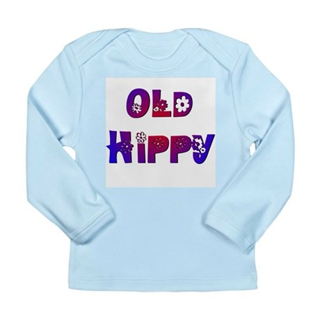 Old Hippy Long Sleeve Infant T-Shirt