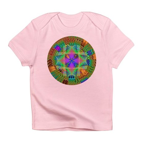 Kaleidoscope 002a Infant T-Shirt