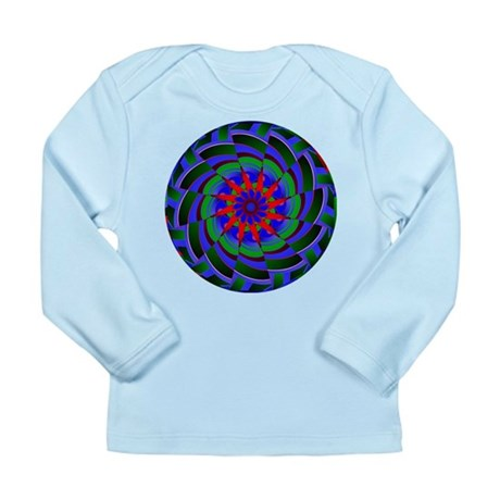 Kaleidoscope 0004 Long Sleeve Infant T-Shirt