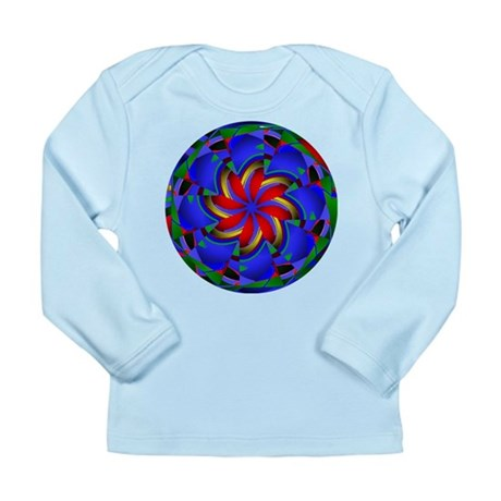 Kaleidoscope 0003 Long Sleeve Infant T-Shirt
