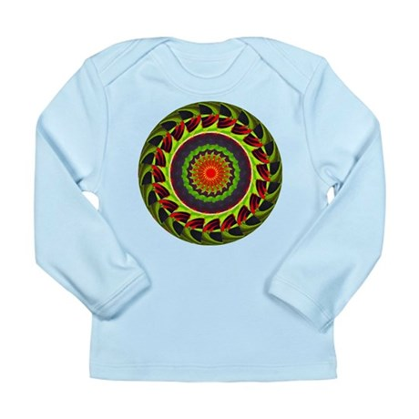 Kaleidoscope 00025 Long Sleeve Infant T-Shirt