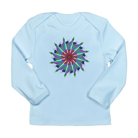 Kaleidoscope 0006 Long Sleeve Infant T-Shirt