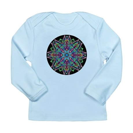 Kaleidoscope 005e Long Sleeve Infant T-Shirt