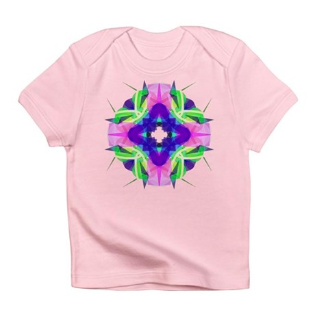 Kaleidoscope 001b Infant T-Shirt