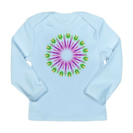Kaleidoscope 003e Long Sleeve Infant T-Shirt