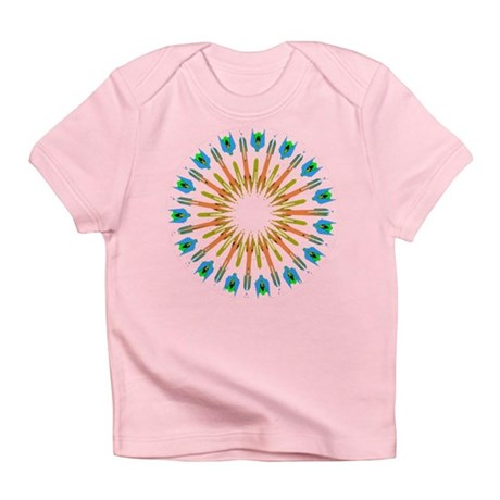 Kaleidoscope 003a1 Infant T-Shirt