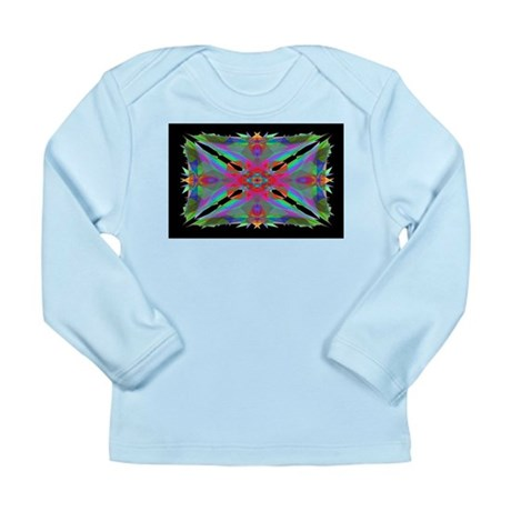 Kaleidoscope 000a Long Sleeve Infant T-Shirt