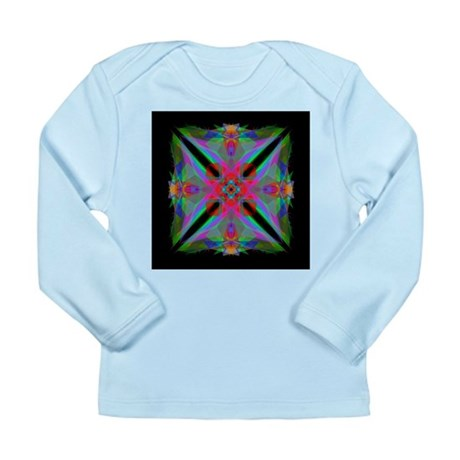 Kaleidoscope 000a2 Long Sleeve Infant T-Shirt