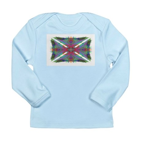 Kaliedoscope 000 Long Sleeve Infant T-Shirt