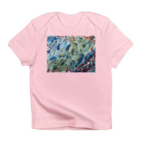 Untitled Abstract Infant T-Shirt