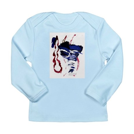 The River Long Sleeve Infant T-Shirt