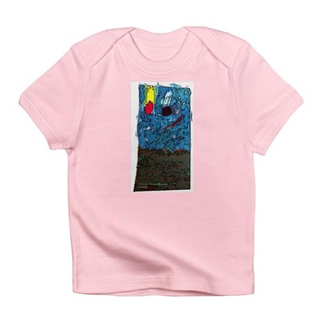 Two Asteroids Infant T-Shirt